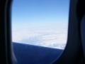 Vue de l'avion