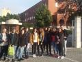 Visite du collège Doroteis.
