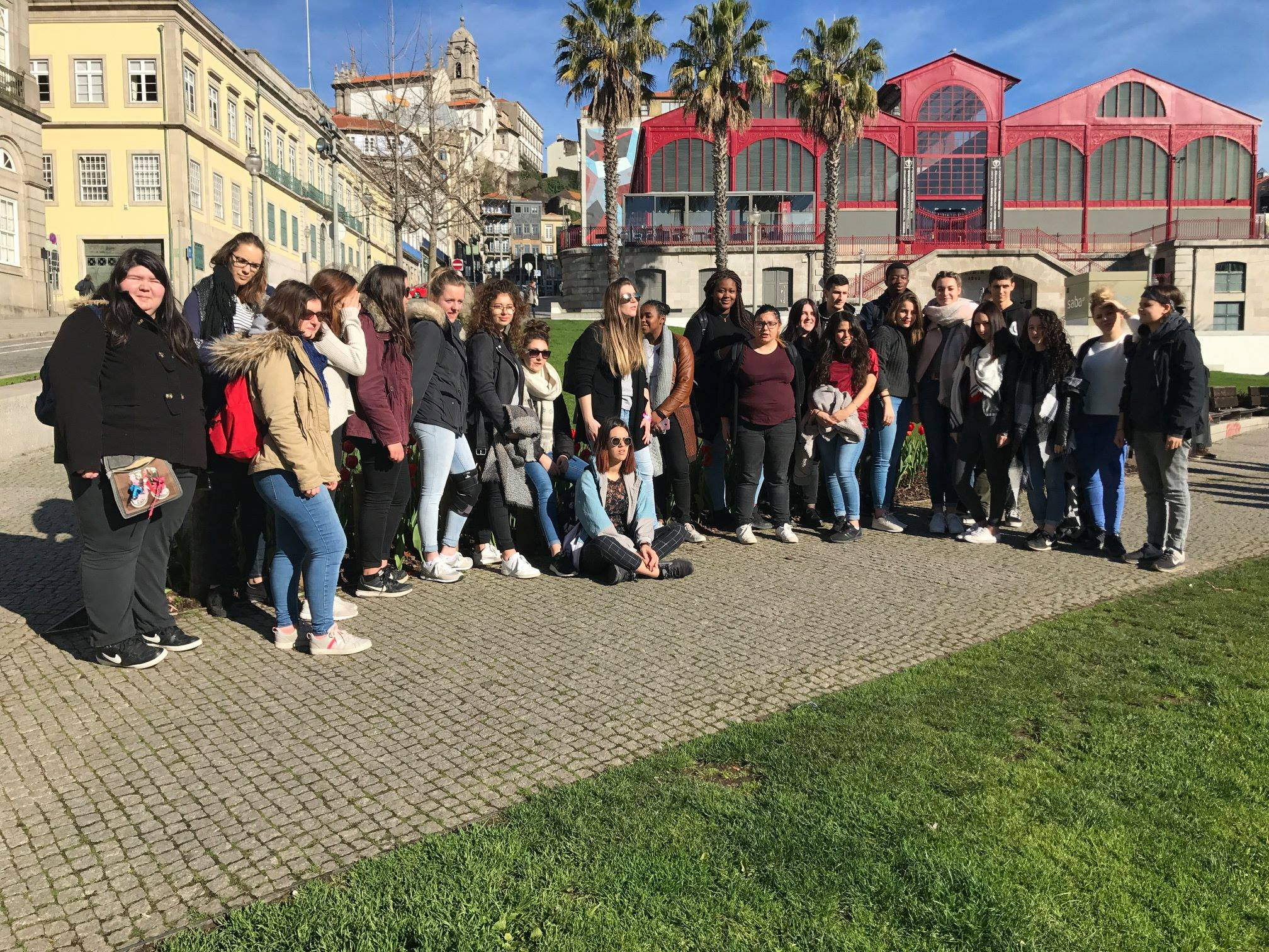 Voyage à Porto...